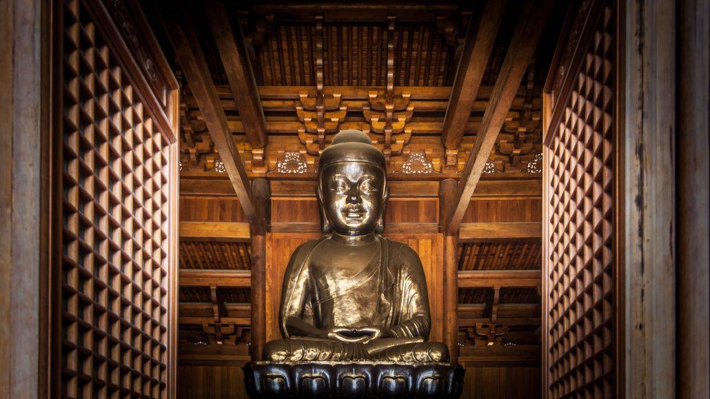 Buda de Shanghai