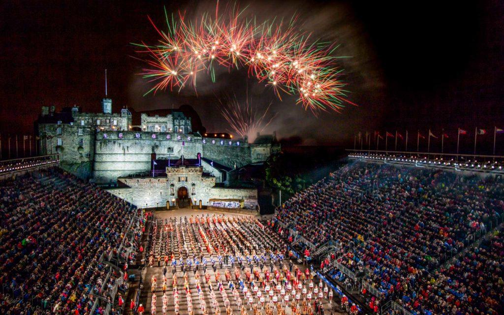 Guía fotográfica de los festivales de Edimburgo