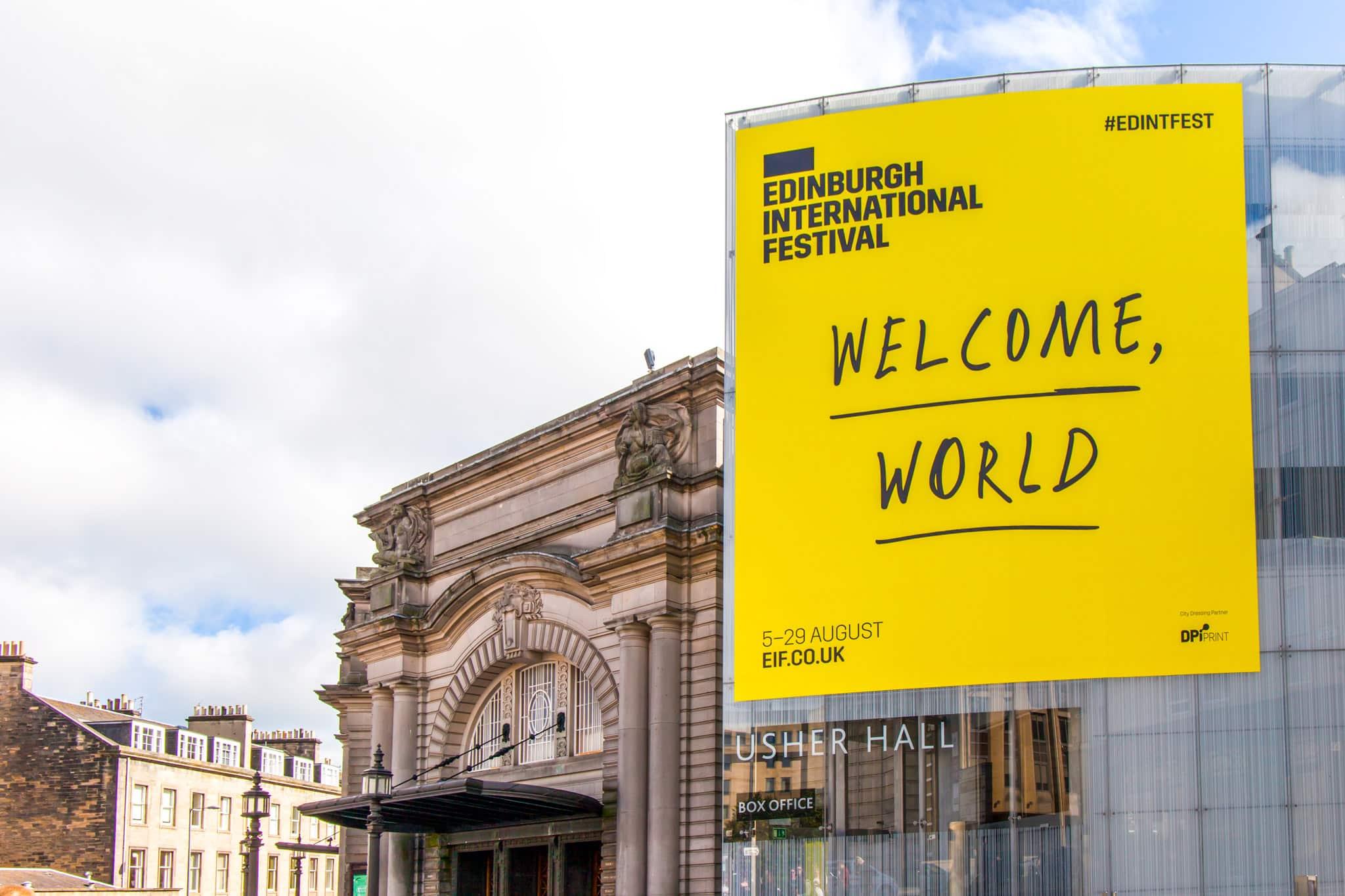 Festival Internacional de Edimburgo 2016