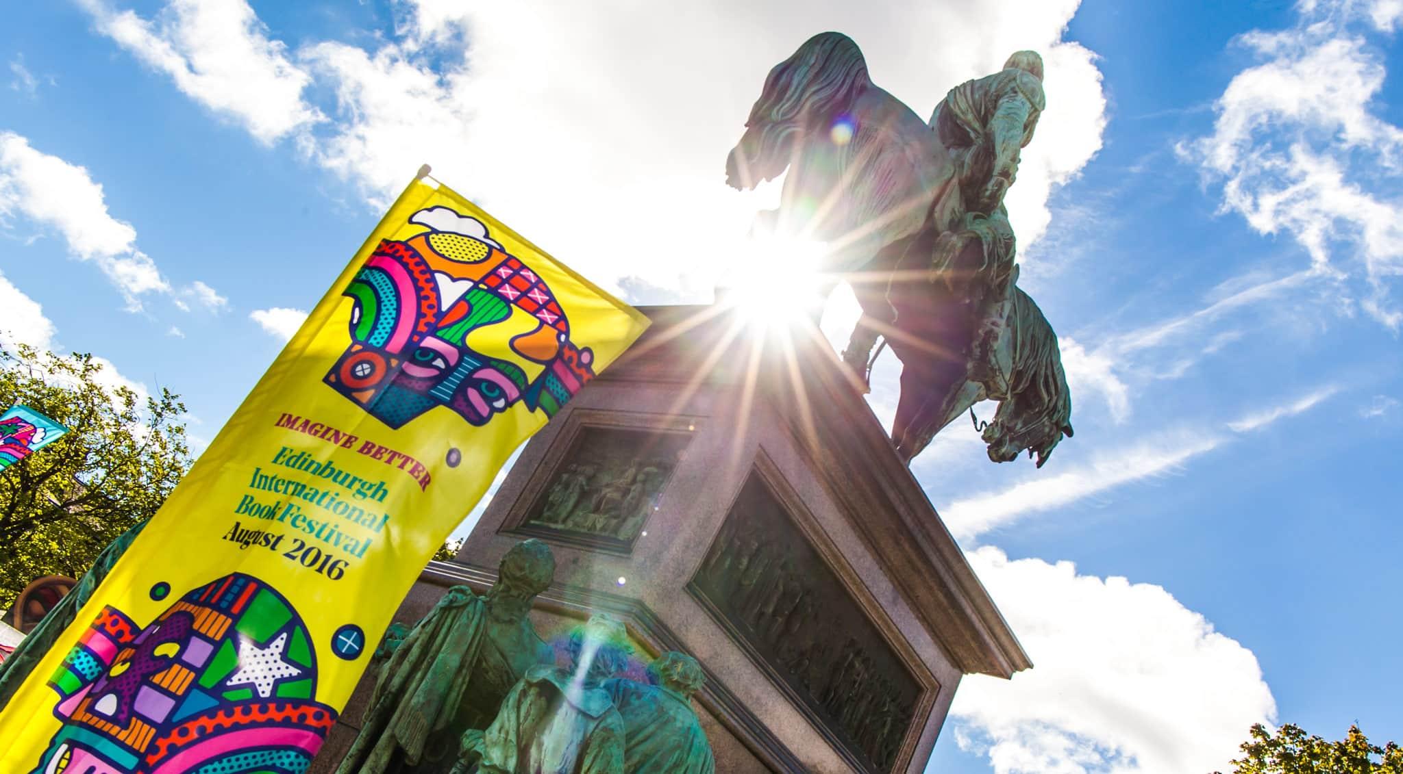 Festival del Libro de Edimburgo en agosto