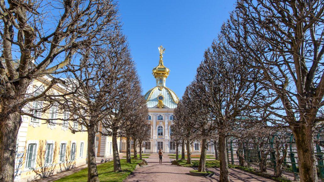 Gran palacio de San Petersburgo