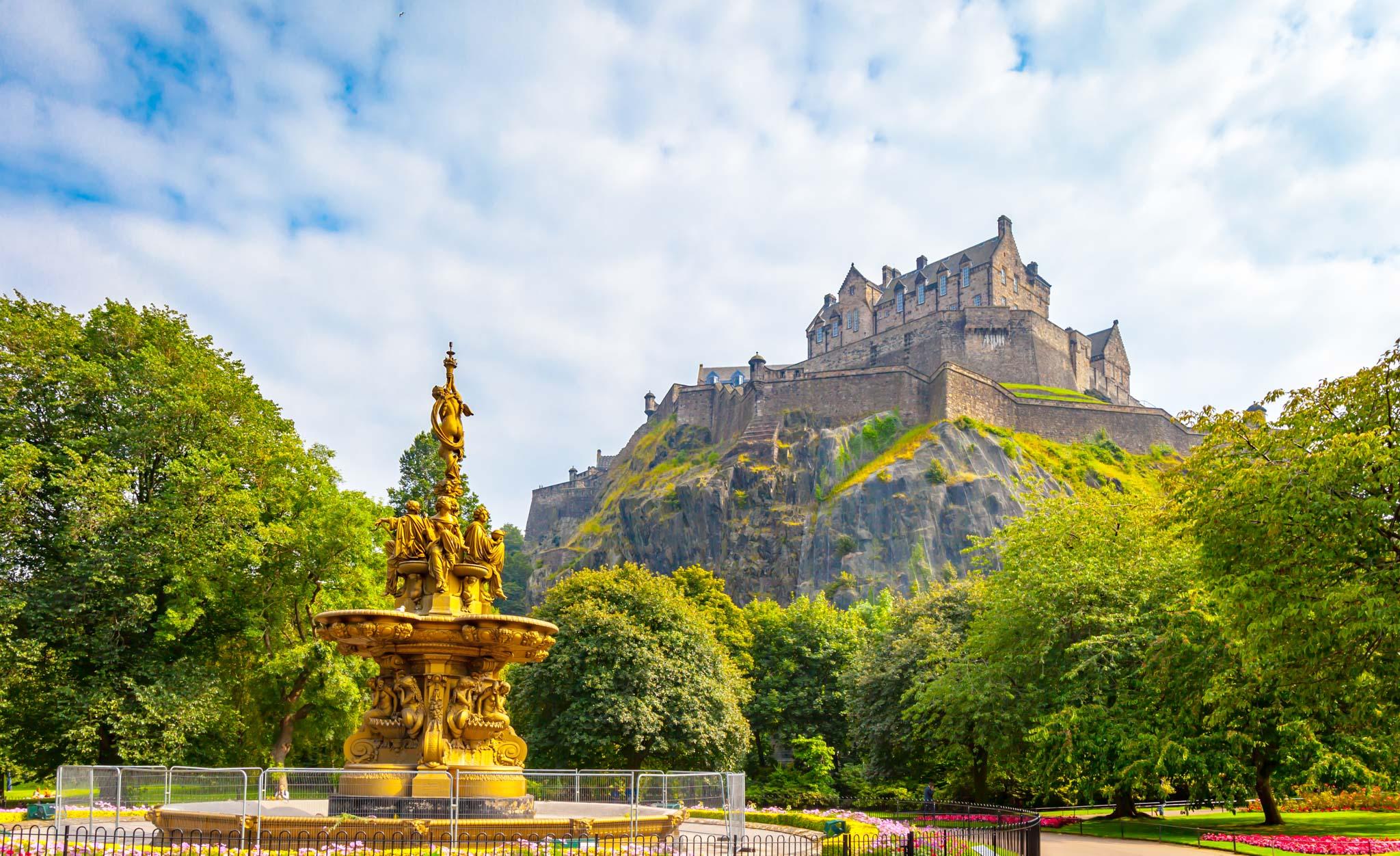 Las mejores atracciones de Edimburgo
